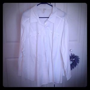 3x Crisp white shirt.  Grand & Greene.